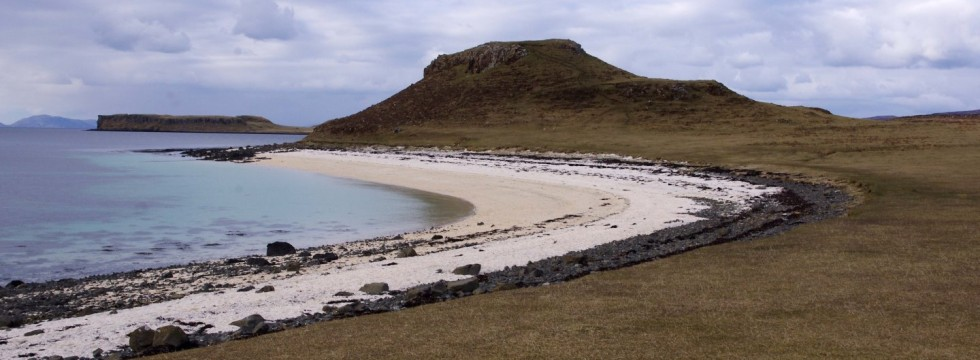 The Coral Beach, by Dunvegan, Isle of Skye