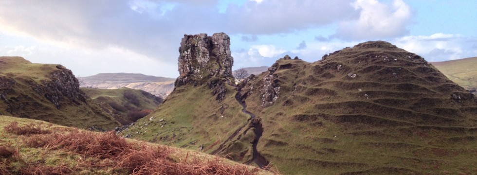 The Faerie Glen, Uig, Isle of Skye