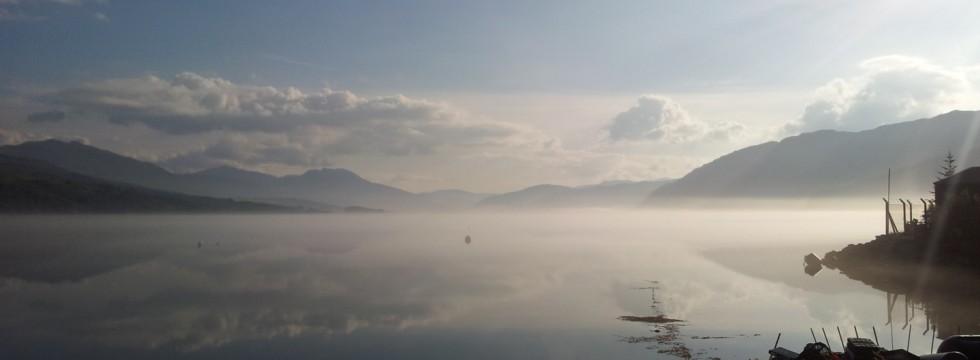 Loch Carron, Ross-Shire