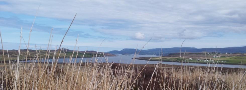 Loch Greshornish, Isle of Skye
