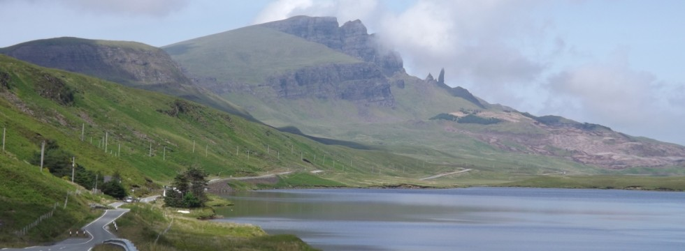 The Old Man of Stor, Isle of Skye